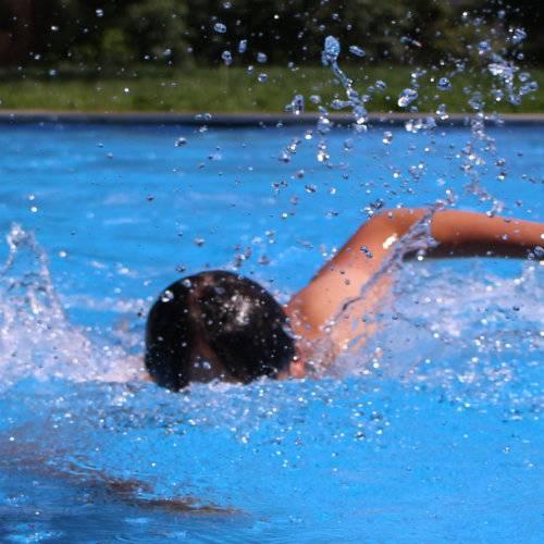 Piscina para nadar