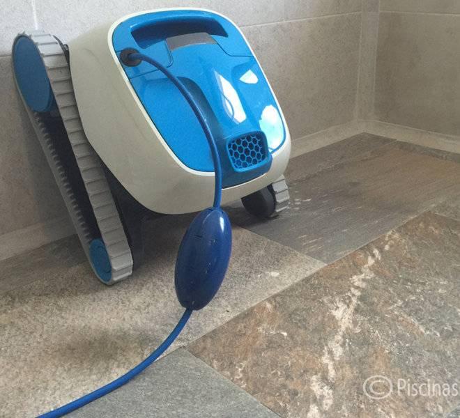 El mejor limpiafondos electrónico para piscinas Energy C
