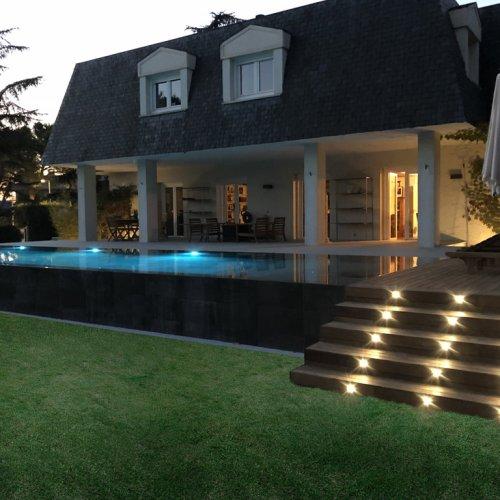 Casa señorial con piscina