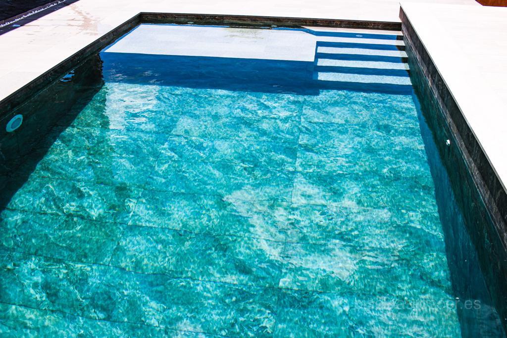 Color de agua espectacular